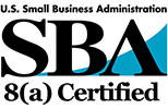 US Small Business Association 8a Certified